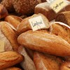 カスクートから具がこぼれないようにフランスパンを切る方法